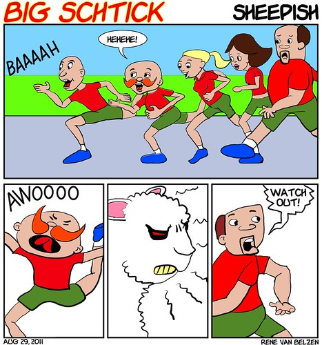 Big Schtick - Sheepish