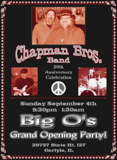 Chap Bros 9-4-11 9pm