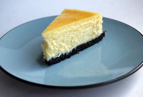 Chocolate Lime Cheesecake Slice I