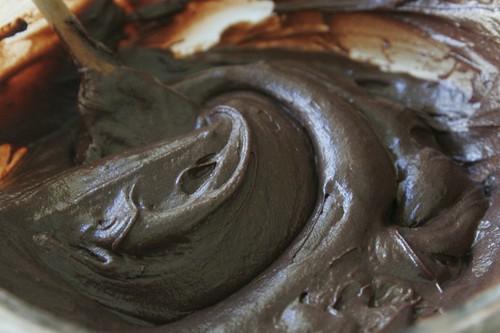 Nigella Quadruple Chocolate Cake (Batter)