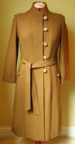 Gorgeous Camel Coat