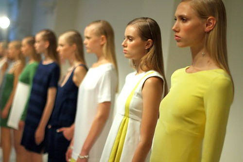 Sneak Peek: ODILON S/S 2012