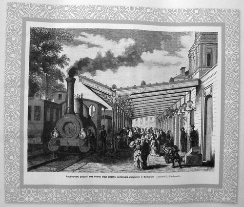 03. Warsaw-Vienna Railroad Station, 1872