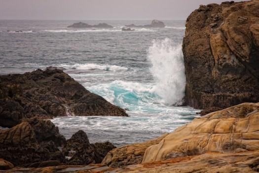 Surf - Point Lobos - 2008