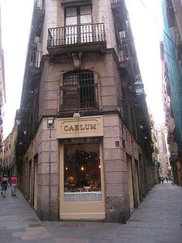 Barri Gotic Caelum