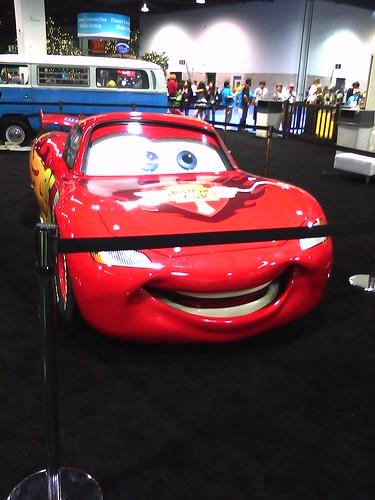 Shiny Lightning McQueen