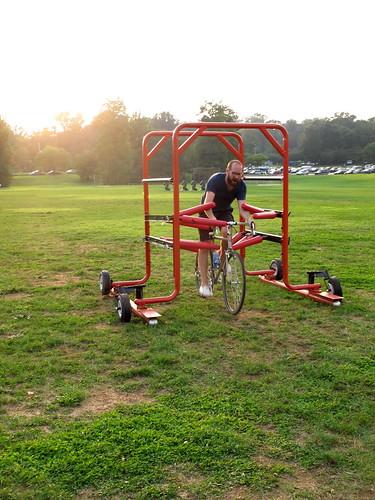PHL Bikes BBQ