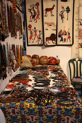 Cameroon crafts