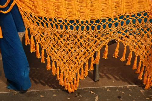 Macrame Edging