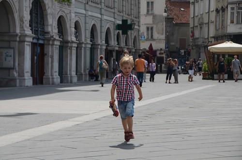 Italien: Triest