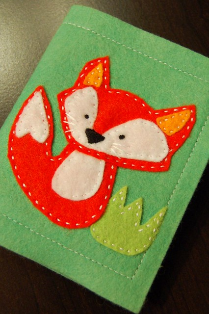Fox Needle Book