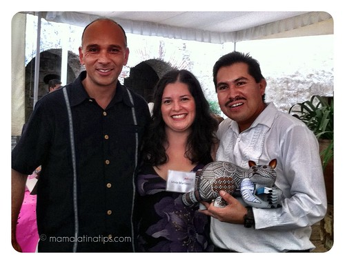 Apolo Bonilla, Silvia and Jacobo Angeles