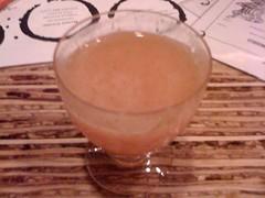 Blood orange Soju