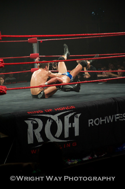 Ring of Honor TV-104