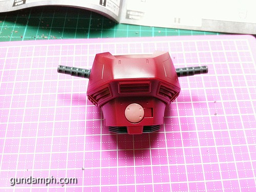 MG Char Aznable's Gelgoog (18)