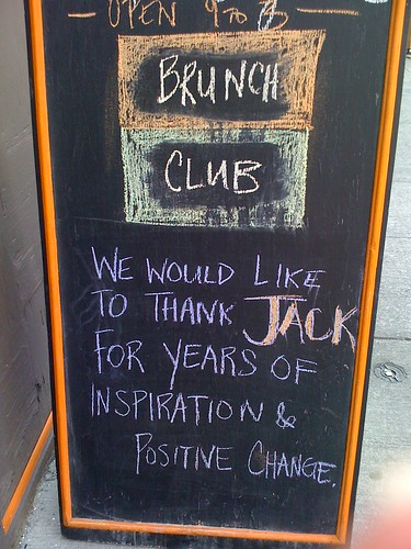 Thank You Jack Layton
