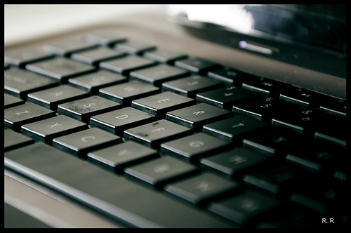 65/365 - Typing and Drifting by EcoVirtual