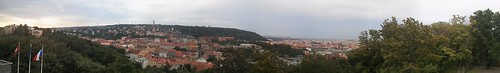 Vue de la terrasse lounge de l'hotel by esquimo_2ooo