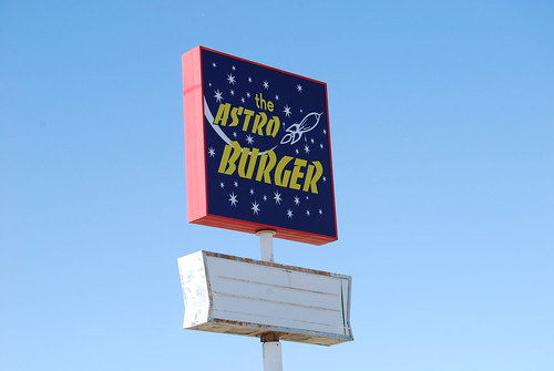 Astroburger sign