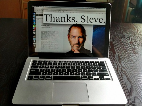 Thanks, Steve. by Kansir