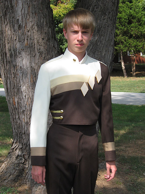 Band Uniform - 2011