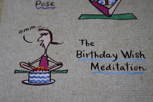 The Birthday Wish meditation