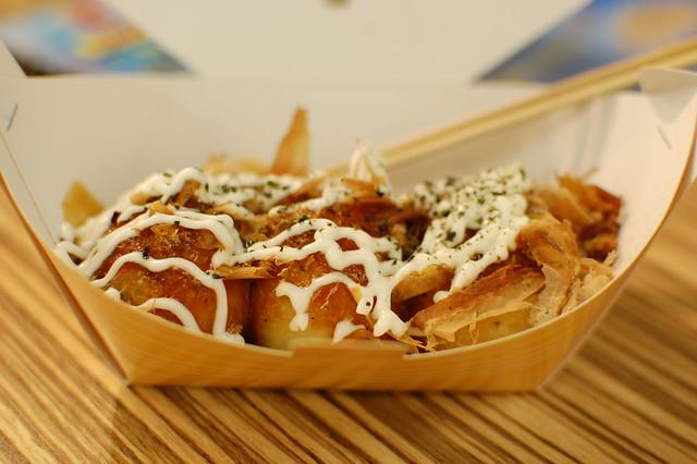 Takoyaki again....