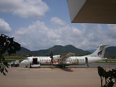 Bangkok Airways, Luang Prabang International Airport