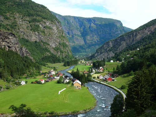 Flåm Valley