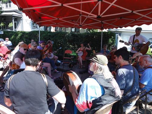 120/365 Bluegrass band