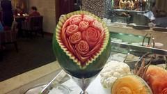 watermellon roses