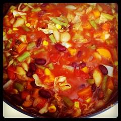 Italian Veggie Stew