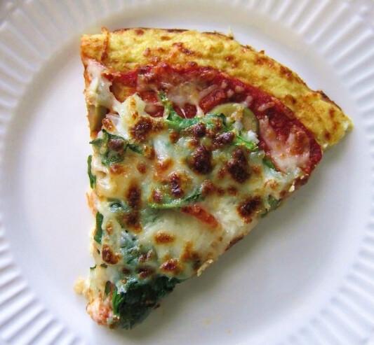 Recipe Box: Doughless Pizza
