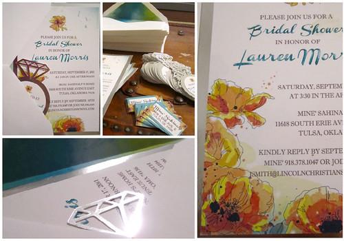 diamond invites