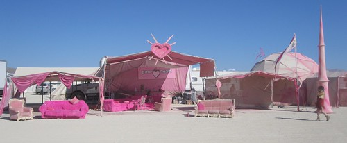 Home.   Pink Heart 2011