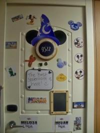 New fun idea for cabin door decoration - Cruise Critic ...