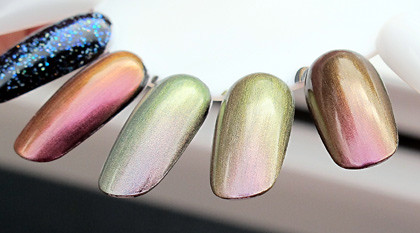 Nubar duochrome polishes (9)