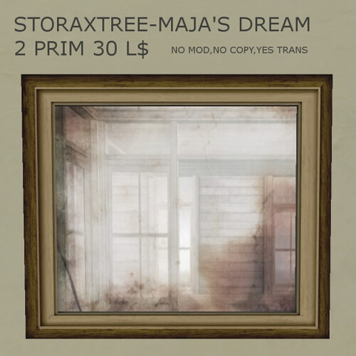 Storaxtree - Maja's Dream