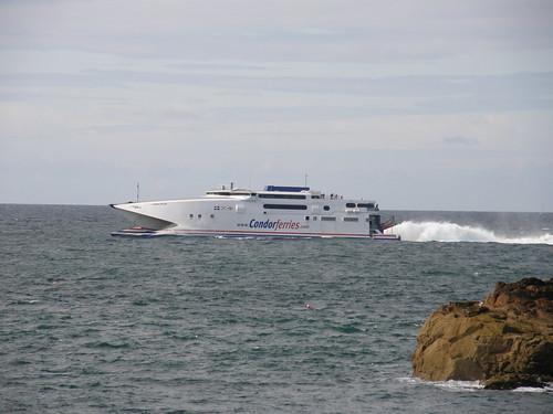 Jersey catamaran