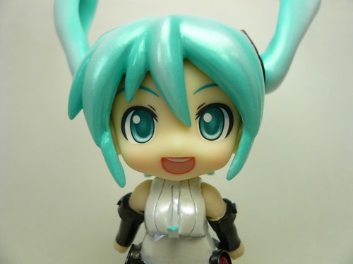 Nendoroid Petit Hatsune Miku: Append version