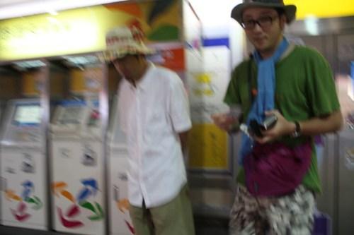 [台湾2.5] 日本のSuicaと干渉するので注意