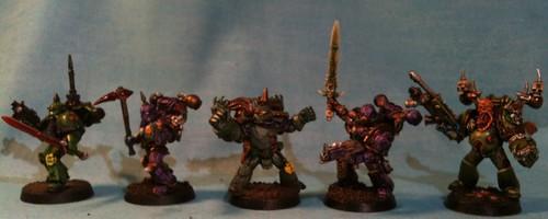 Converted Plaguemarine Champions