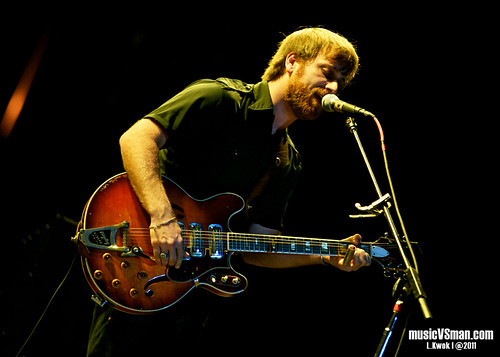 The Black Keys @ Kanrocksas 2011