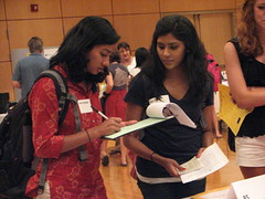 Part Time Job Fair, 2011
