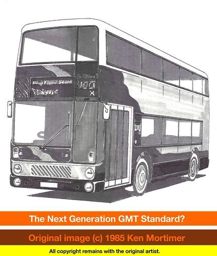 The Next Generation GMT standard double decker
