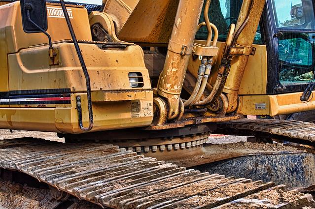 Excavators Closest