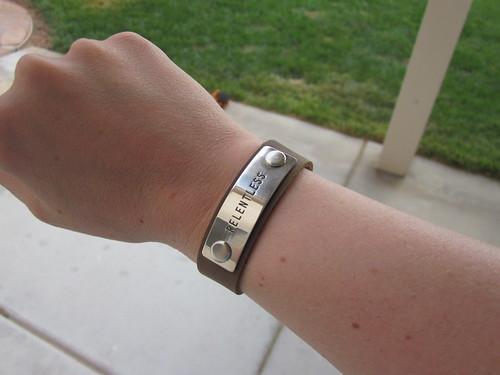 Endorphin Warrior bracelet