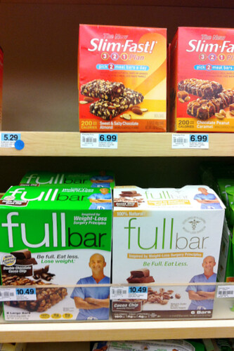 Full Bar, health food brand