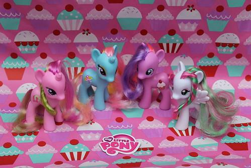 New Ponies