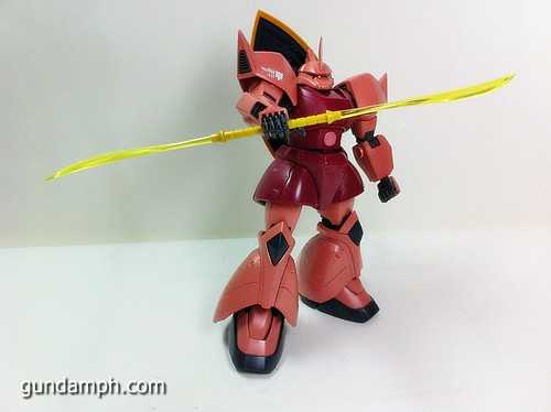MG Char Aznable's Gelgoog (57)